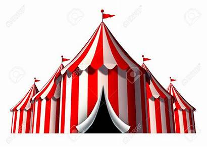 Circus Tent Carnival Tents Entrance Opening Entertainment