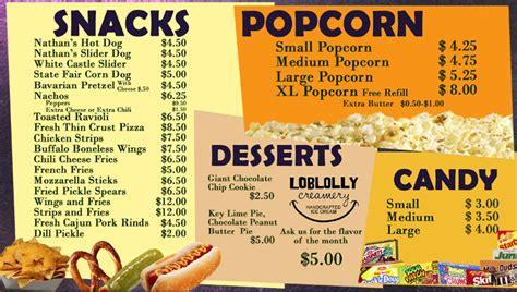 riverdale 10 vip cinema riverdale menu