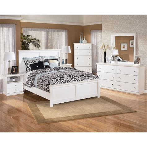 shoals furniture bostwick shoals panel bedroom set signature design by