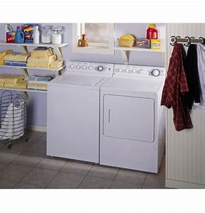 Ge U00ae 3 2 Cu  Ft  Super Capacity Plus Washer