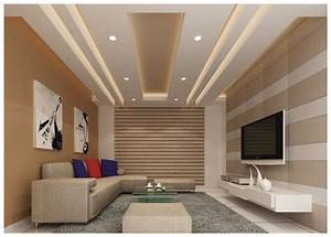 20 Gypsum Ceiling Designs For Living Room With Different Style