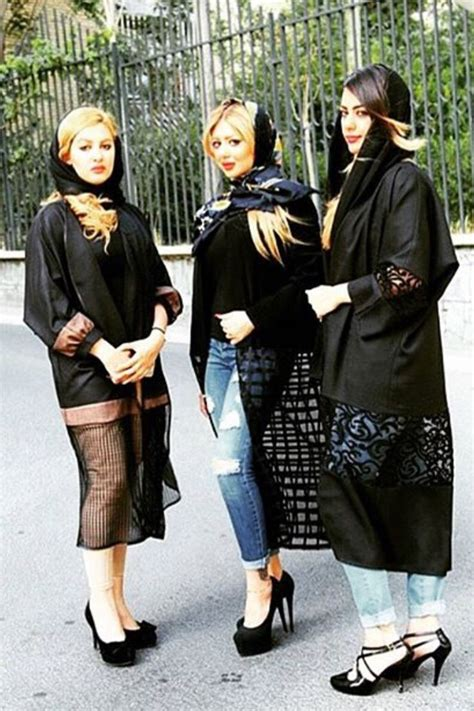 Iranian Women Are Using Fashion In Protest To Wearing