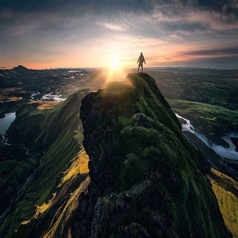 Inspiring Iceland Nature Photo - Asian Stock Photos