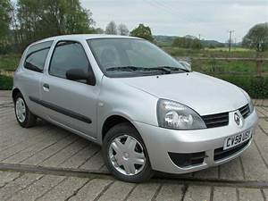 2008 Renault Clio Campus 1 2 8v Silver 2008  58 Low Tax And