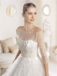 wedding dresses with three quarter sleeves wedding With three quarter sleeve wedding dress