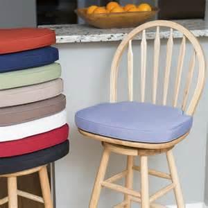 Bar Stool Chair Cushions by Deauville 17 X 17 25 In Windsor Bar Stool Seat Cushion