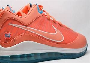 "Nike LeBron 7 Low ""Dolphins"" Sample on eBay - SneakerNews.com"