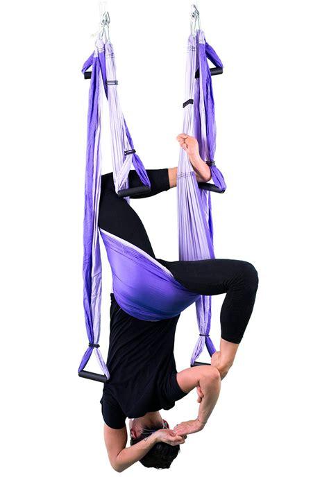 Amazon.com : YOGABODY Naturals Yoga Trapeze -Yoga Swing