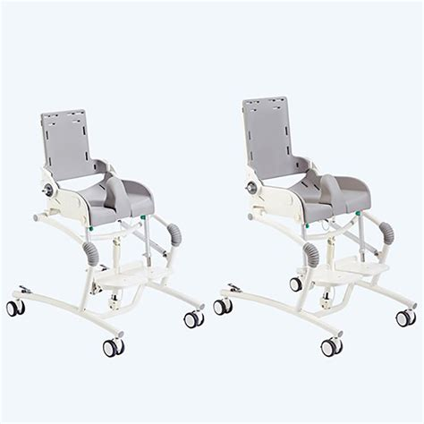flamingo high low toilet bathing chair height adjustable