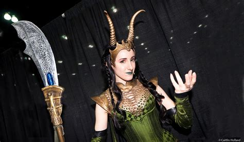 Lady Loki Cosplay By Anachronism In Action Photo By