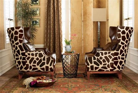 Leopard Print Room Decor by 14 Animal Inspired Decor Ideas For Your Living Room