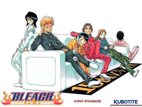 bleach manga tv images covers wallpaper