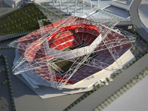 Atlanta Falcons New Stadium Design