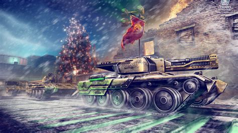 New Year Puzzle  13 January 2012 Tankionline