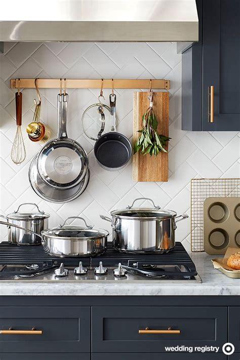 Best 25+ Hanging Pots Kitchen Ideas On Pinterest  Pot
