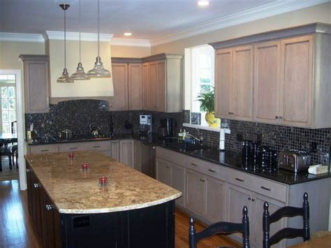 driftwood gray traditional kitchen wilmington