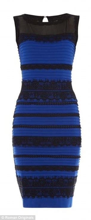 Original Blue Black the dress that divided the is blue and black