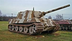 Jagdtiger - The Largest Tank In WWII