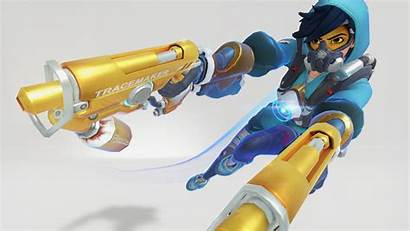 Tracer Anime 4k Wallpapers Graffiti Wide Overwatch