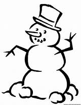 Snow Weather Coloring 123coloringpages sketch template