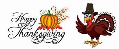 Thanksgiving Happy Holiday Safe Header Corner Around