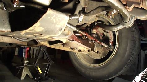 S10 4wd Suspension Diagram by Chevy Blazer Xtreme Steering Suspension System Repair Pt