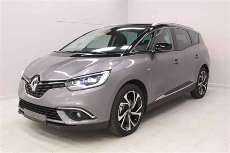 renault grand scenic tce  energy intens  places gris