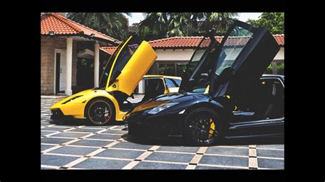Check Out Young Money Lil Wayne Luxury Cars.