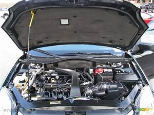 2008 Ford Fusion S 2 3l Dohc 16v Ivct Duratec Inline 4 Cyl