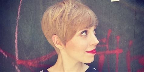 36 Short Hairstyles That Are A Cut Above The Rest   HuffPost