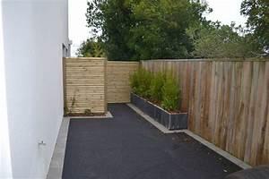 Palissade De Jardin : palissade bois fait main recherche google palissade ~ Melissatoandfro.com Idées de Décoration