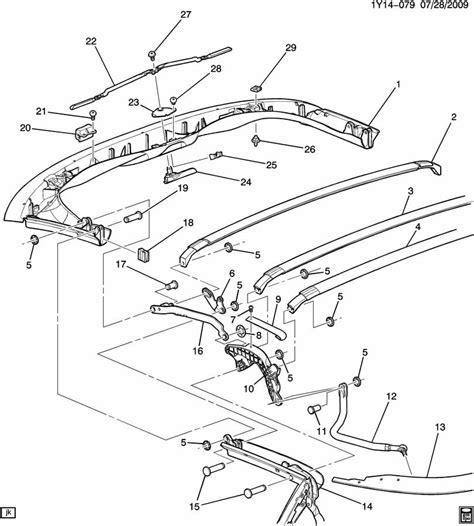05 Corvette Part Diagram by 2009 Convertible Top Frame Repair Replace Corvetteforum