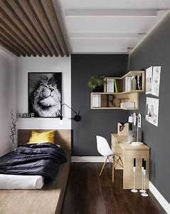 Chambre Gain De Place : 1001 id es pour une d co chambre tudiant des int rieurs gain de place originaux chambre ~ Farleysfitness.com Idées de Décoration