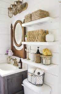 Bathroom Shelves Ideas 15 Exquisite Bathrooms That Make Use Of Open Storage