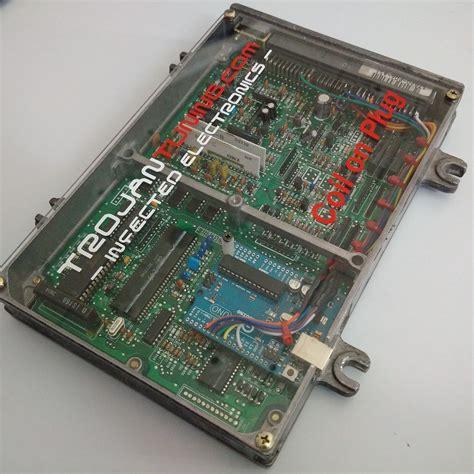 obd1 ecu coil on module trojantuning honda tech