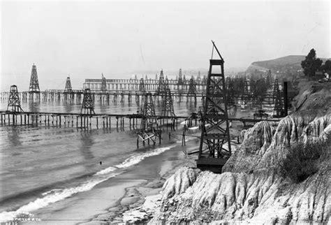 kerosene l history spill history and ecotoxicology refugio spill