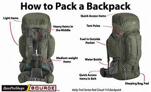 12 Tips For Packing A Backpack  Video