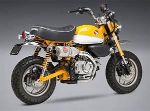 Honda Monkey 125 : 2019 honda monkey 125 exhausts yoshimura dyno sound ~ Melissatoandfro.com Idées de Décoration