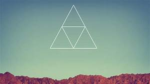 Tumblr Triangle Wallpaper