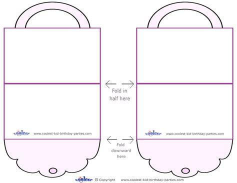 handbag card template free pin purse card templates on