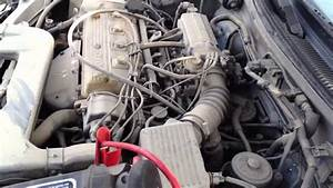 1993 Toyota Paseo  4cyl Engine Start Up