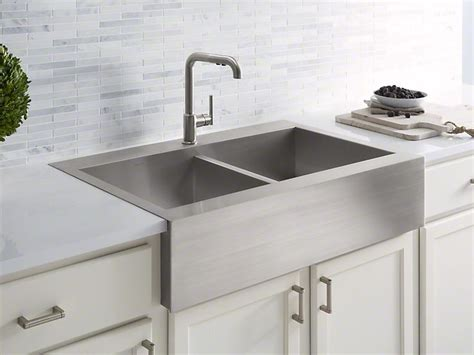 top mount self trimming apron front sink 25 best ideas about stainless steel angle on