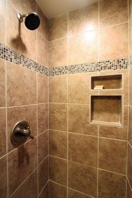 Ceramic Tile Bathroom Showers by Ceramic Tile Shower After Interior Design Bathrooms
