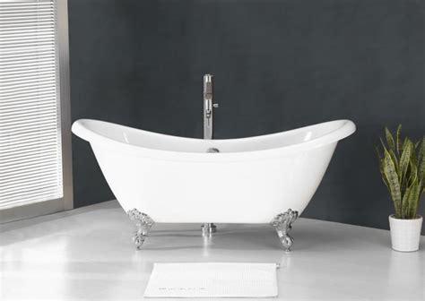baignoire 238 lot blanche 224 pieds sculpt 233 s mariella