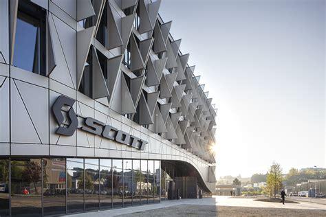 scott sports opens  swiss hq bicycle retailer