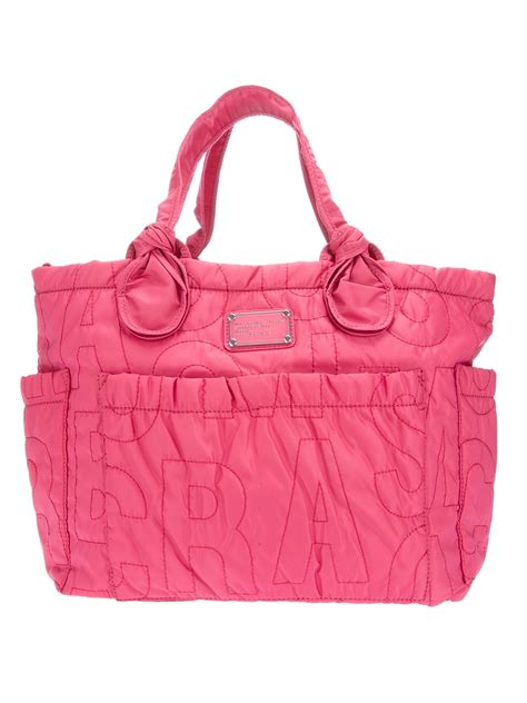 marc by marc tote bag in pink lyst