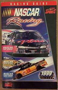Nascar Racing Guide 1999 Edition Sierra Sports Game User