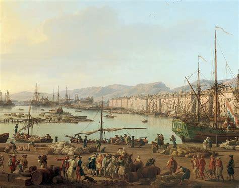si鑒e de toulon senza dedica tra terra e mare i porti di francia di claude joseph vernet