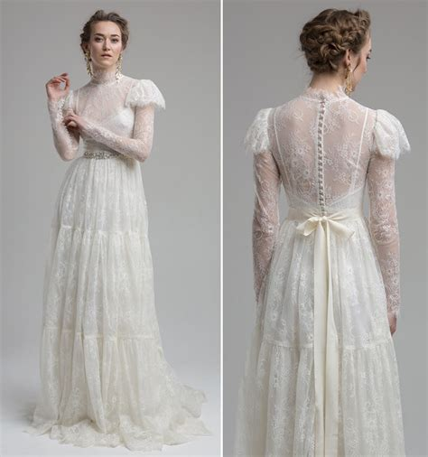 Lace Wedding Dresses 11 Of The Most Beautiful Lace Bridal