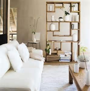 wohnideen fã rs schlafzimmer raumteiler mit paravent trennwand vorhang oder regal living at home
